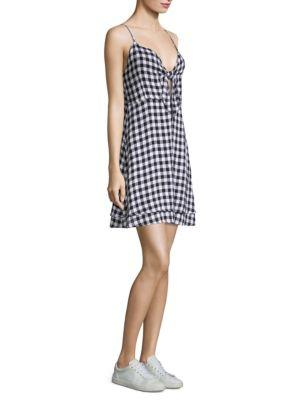 Rails August Gingham Dress
