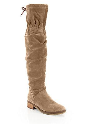 Chlo Jona Thigh High Suede Boots