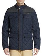 Vince Camuto Quilted Nylon Jacket
