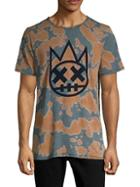 Cult Of Individuality Printed Logo Cotton Tee