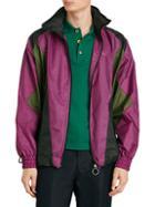 Burberry Colorblock Full-zip Jacket