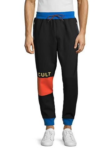 Cult Of Individuality Colorblock Jogger Pants