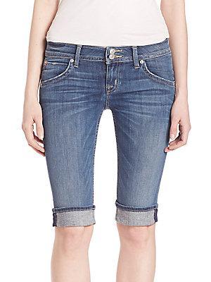 Hudson Jeans Palmere Bermuda Jean Shorts