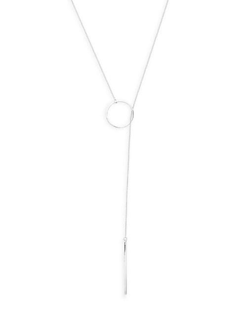 Sterling Forever Sterling Silver Long Necklace