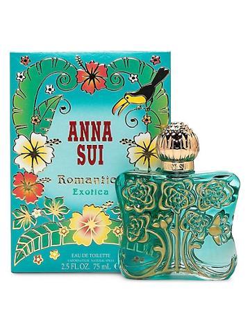 Anna Sui Romantica Exotica Eau De Toilette