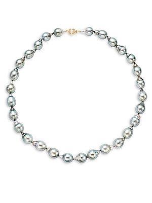 Tara Pearls Tahitian Pearl Necklace