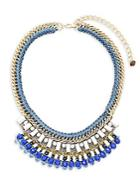Nocturne Anika Crystal Statement Necklace