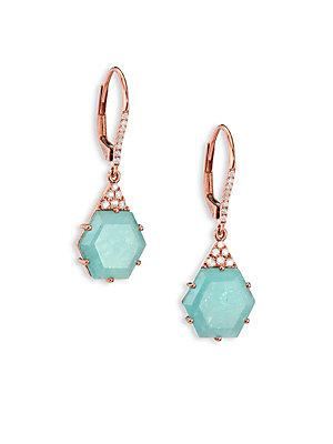 Meira T Blue Amazonite