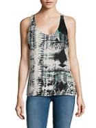 Parker Printed Tank Top