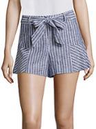 Parker Fanny Striped Shorts
