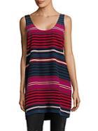 Joie Striped Silk Top