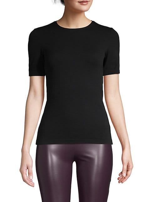 Wolford Classic Roundneck Tee
