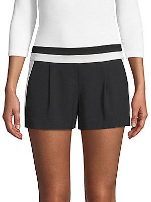 Parker Contrast Band Shorts