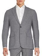 Billy Reid Herringbone Sport Coat