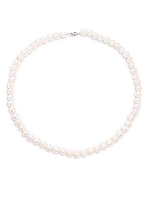Tara Pearls 7x7.5mm Pearl Necklace