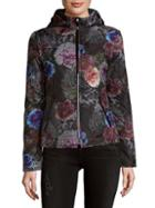 Robert Graham Quilted Hooded Jacket