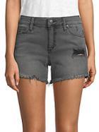 Joe's Rachel Frayed Denim Shorts