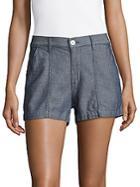 3x1 Military Cotton Shorts