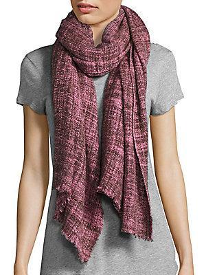 Bajra Woven Wool Scarf