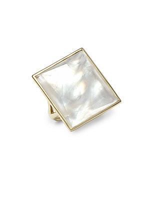 Ippolita 18k Gold Gelato® Mother-of-pearl