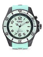 Kyboe Black Series Stainless Steel Strap Watch