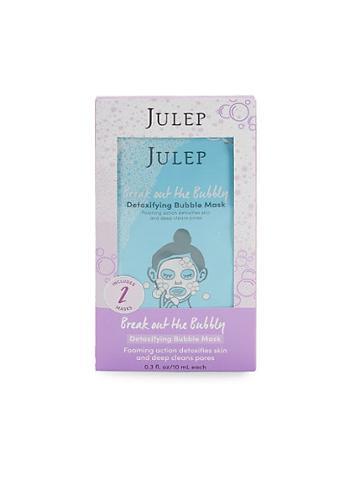 Julep Break Out The Bubbly 2-piece Detoxifying Bubble Mask Set