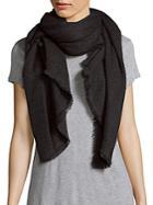 Bajra Solid Wool Scarf