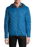 Barbour Hooded Quilted Jacket