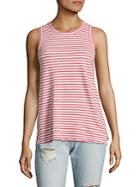 Joie Striped Muscle Tee