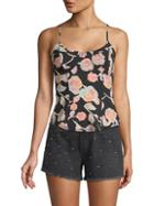 Intimately Free People Next Up Floral Bustier Camisole