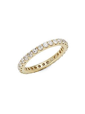 Meira T Diamond & 14k Yellow Gold Ring
