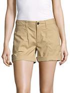 Sanctuary Cotton Blend Shorts
