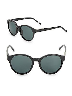 3.1 Phillip Lim 50mm Round Pantos Sunglasses