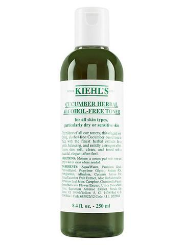Kiehl's Since Cucumber Herbal Alcohol-free Toner