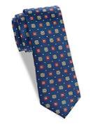 Eton Floral-print Tie
