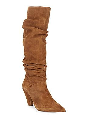Saks Fifth Avenue Tall Slouch Boots