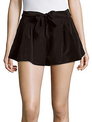 Parker Tie-front Shorts