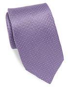 Bill Blass Patterned Silk Tie