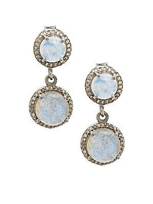 Adornia Fine Jewelry Moonstone