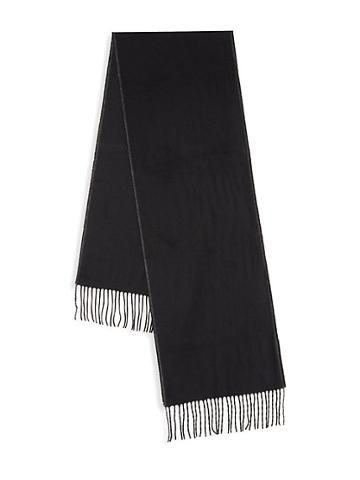Saks Fifth Avenue Herringbone Cashmere Scarf