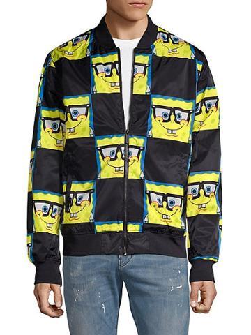 Members Only Spongebob Bomber