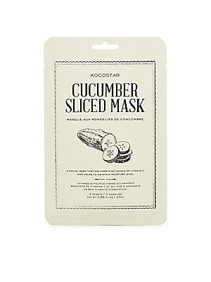 Kocostar Cucumber Sliced Face Mask