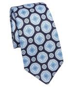 Kiton Medallion Patterned Tie