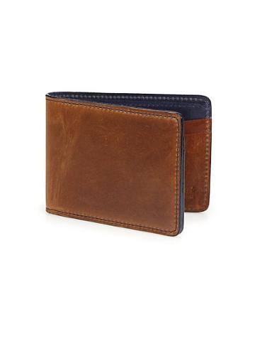 Miansai Leather Billfold Wallet