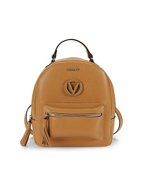 Valentino By Mario Valentino Bastien Leather Backpack