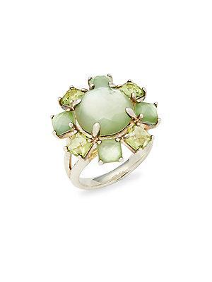 Ippolita 925 Sterling Silver Wonderland Ring