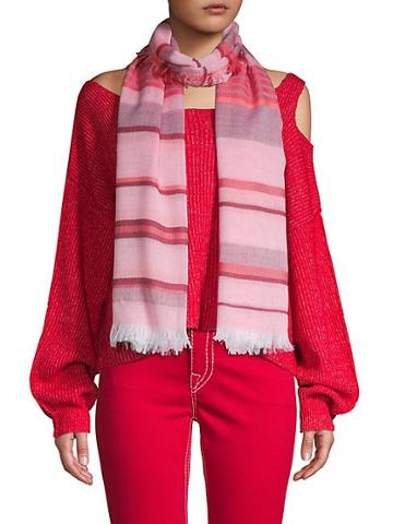 Ava & Aiden Classic Striped Scarf