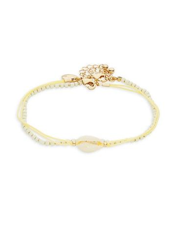 Ava & Aiden Two-piece Shell Bracelet Set
