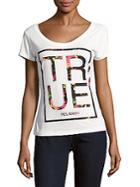 True Religion Printed Roundneck T-shirt