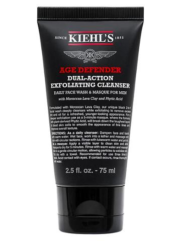 Kiehl's Since Age Defender Dual-action Exfoliating Cleanser